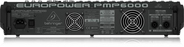 BEHRINGER(ベリンガー) PMP6000 EUROPOWER