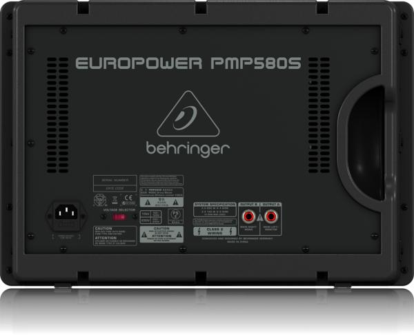 BEHRINGER(ベリンガー) PMP580S EUROPOWER