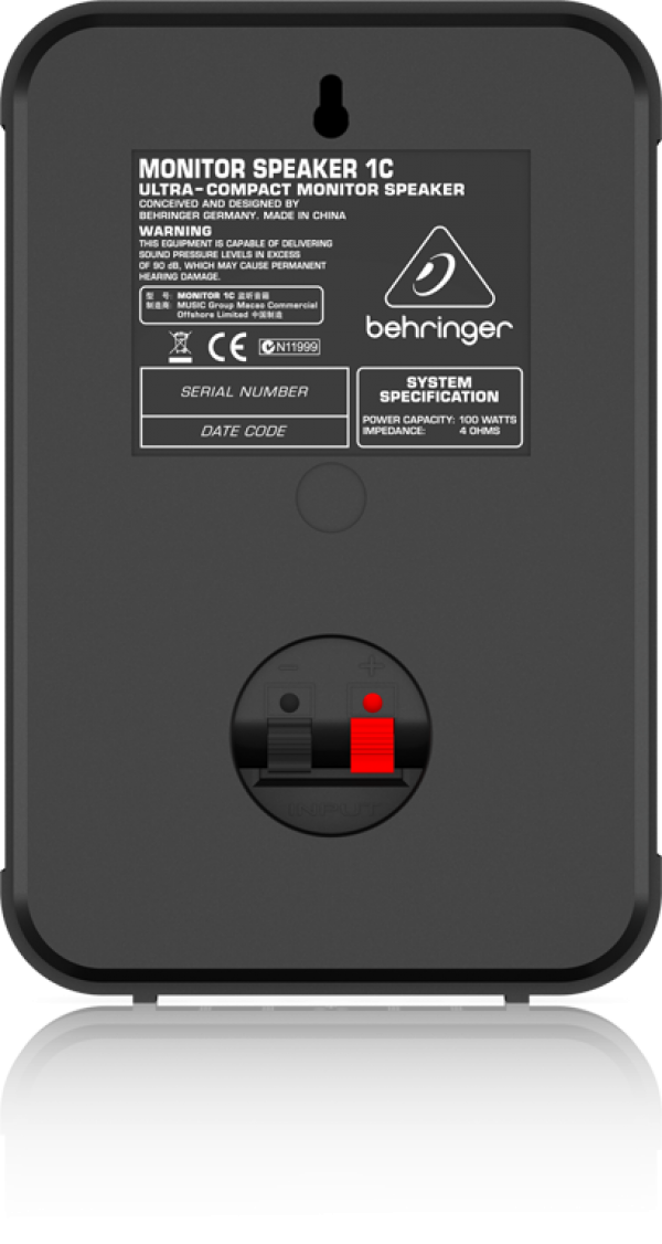 BEHRINGER(ベリンガー) 1C-BK