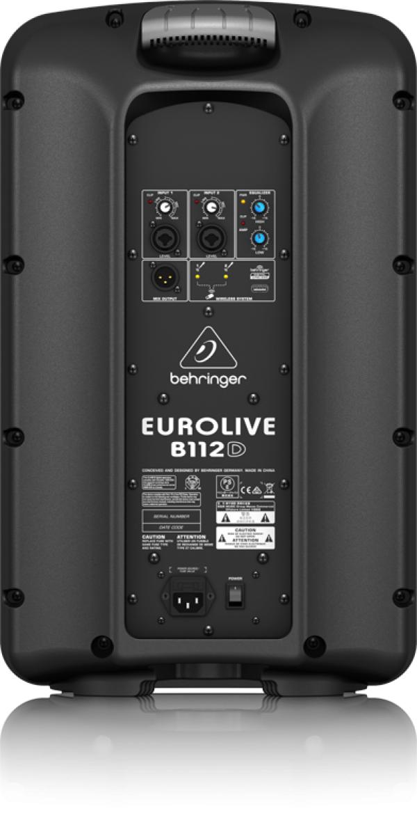 BEHRINGER(ベリンガー) B112D EUROLIVE