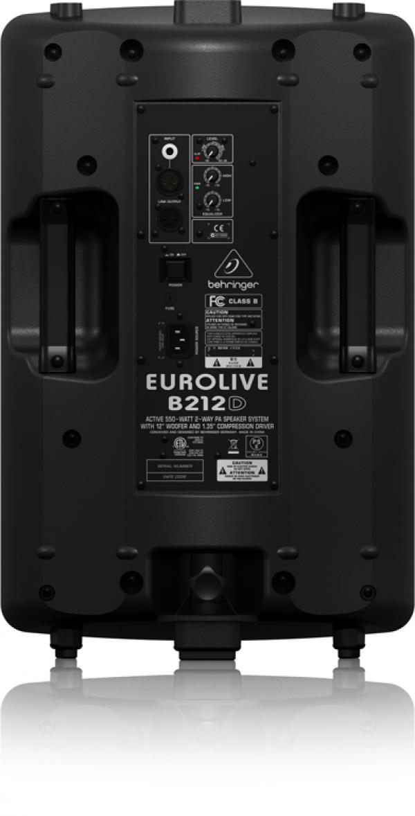 BEHRINGER(ベリンガー) B212D EUROLIVE