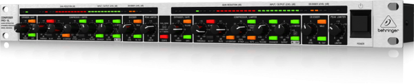 BEHRINGER(ベリンガー) MDX2600 COMPOSER PRO-XL
