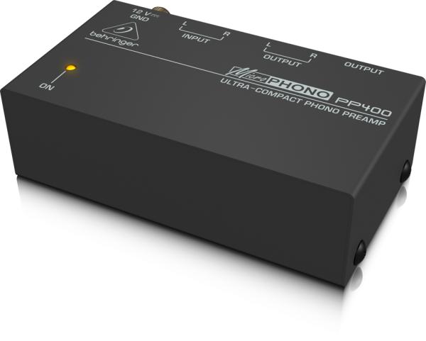 BEHRINGER(ベリンガー) PP400 MICROPHONO