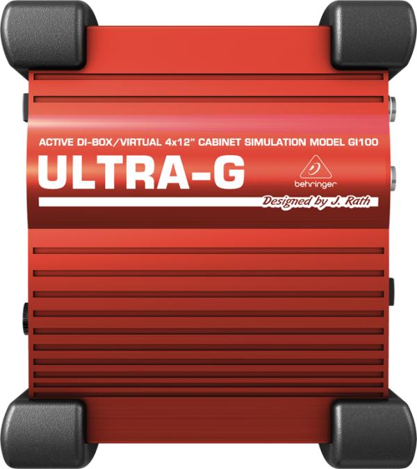 BEHRINGER(ベリンガー) GI100 ULTRA-G