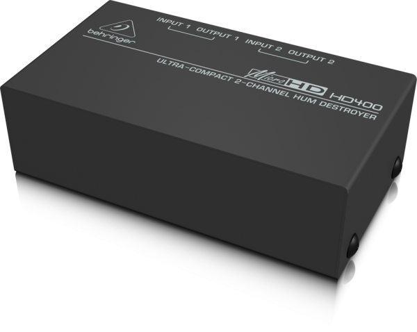 BEHRINGER(ベリンガー) HD400 MICROHD