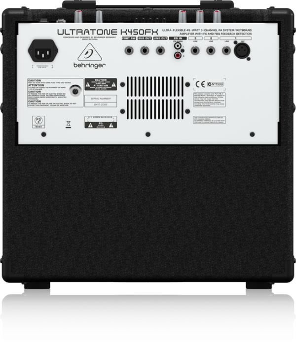 BEHRINGER(ベリンガー) K450FX ULTRATONE