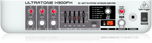 BEHRINGER(ベリンガー) K900FX ULTRATONE