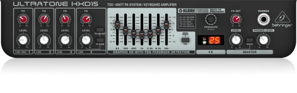 BEHRINGER(ベリンガー) KXD15 ULTRATONE