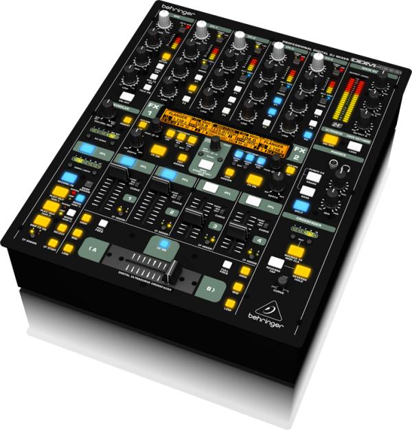 BEHRINGER(ベリンガー) DDM4000 DIGITAL PRO MIXER