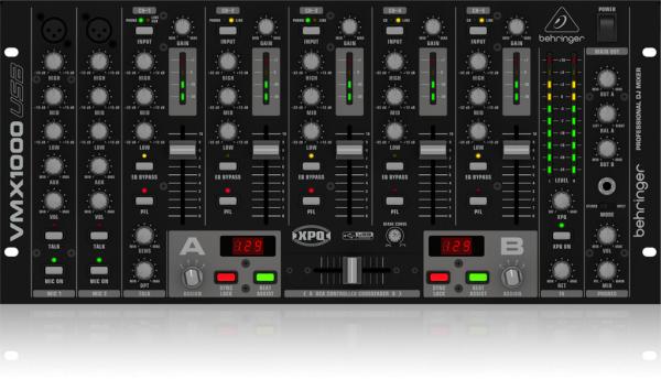 BEHRINGER(ベリンガー) VMX1000USB PRO MIXER