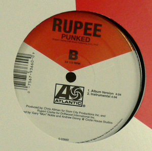 商品詳細 : 【USED】RUPEE(12) TEMPTED TO TOUCH