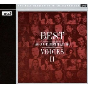 商品詳細 : V.A.(XRCD) BEST AUDIOPHILE VOICES 2