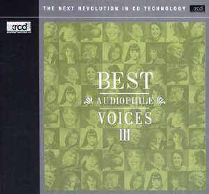 商品詳細 : V.A.(XRCD) BEST AUDIOPHILE VOICES 3