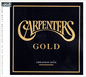 CARPENTERS GOLD GREATEST HITS XRCD