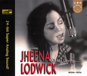 JHEENA LODWICK ALL MY LOVING