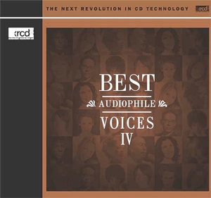商品詳細 : V.A.(XRCD) BEST AUDIOPHILE VOICES 4