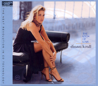 DIANA KRALL THE LOOK OF LOVE