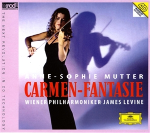 ANNE SOPHIE MUTTER CARMEN FANTASIE