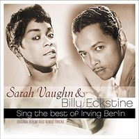 商品詳細 : 【高音質仕様レコード超特価セール!枚数限定60%OFF!】Sarah Vaughan & Billy Eckstine(33rpm 180g LP)Sing The Best of Irving Berlin