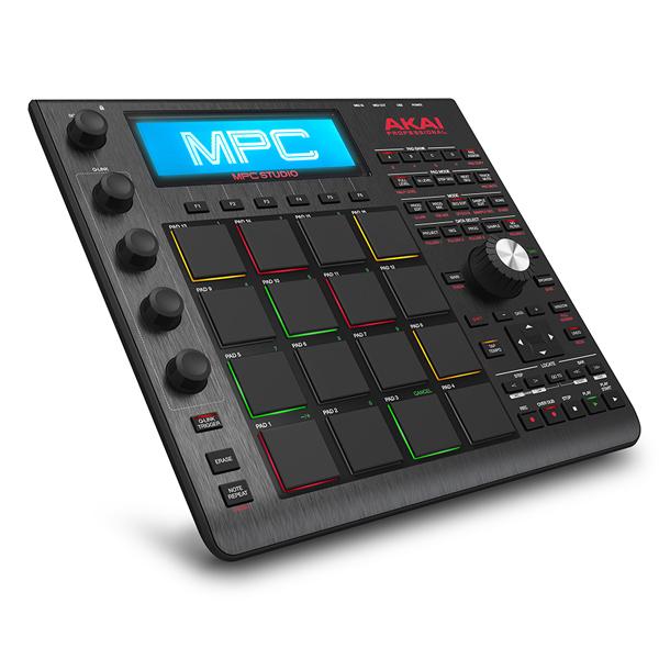 DJ EQUIPMENT SAMPLER