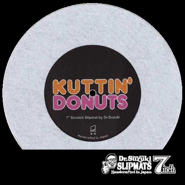 Kuttin Donuts ホワイト