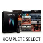 NATIVE INSTRUMENTS/サウンドライブラリ/KOMPLETE 11 SELECT