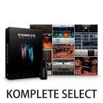 NATIVE INSTRUMENTS/サウンドライブラリ/KOMPLETE 11 SELECT