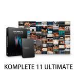 NATIVE INSTRUMENTS/サウンドライブラリ/KOMPLETE 11 ULTIMATE