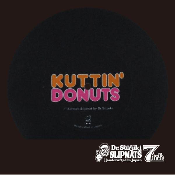 Kuttin Donuts ブラック