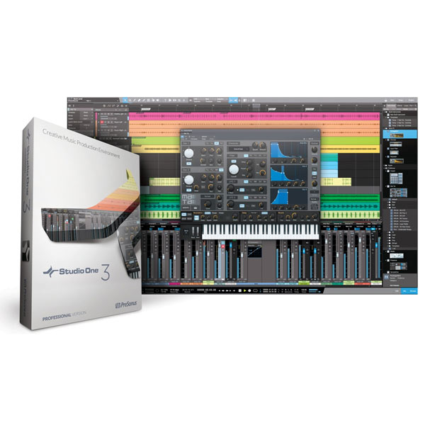 Studio One 3 Professional 日本語版