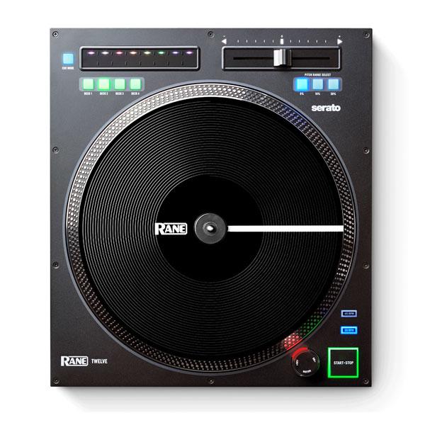 商品詳細 : RANE/Serato DJ Pro対応DJコントローラー/TWELVE