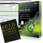 SONY ACID MUSIC STUDIO 8