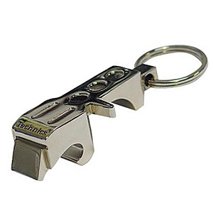 商品詳細 : 【SUPER HOT WINTER SALE!!】Technics/キーホルダー(栓抜きタイプ)/Headshell Bottle Opener Luxury Keyring (Silver)