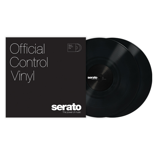 商品詳細 : SERATO PERFORMANCE SERIES(2LP)CONTROL VINYL [BLACK/ブラック]