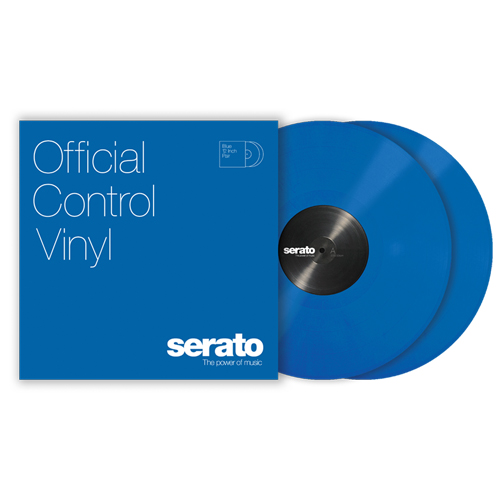 商品詳細 : SERATO PERFORMANCE SERIES(2LP) CONTROL VINYL [BLUE/ブルー]
