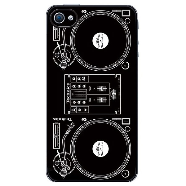 商品詳細 : Technics/アクセサリ/Technics Classic Turntables iPhone Cover