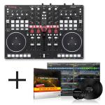 VCI-400+TRAKTOR SCRATCH PRO 2 SOFTWARE AND TIMECODE KIT
