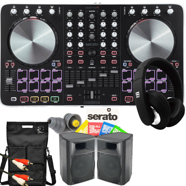 PCDJ初めてみよう!RELOOP BEATMIX4 ULTRASALE -OTAIRECORD-