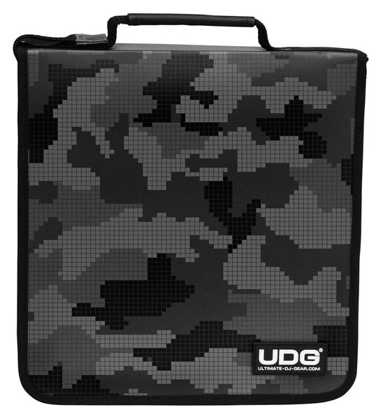 商品詳細 : u9979cg / UDG CD Wallet 128 Digital Camo Grey