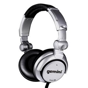 商品詳細 : GEMINI/ヘッドフォン/DJX-05
