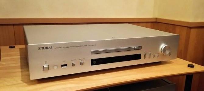 YAMAHA CD-N500 試聴・即納可能です!