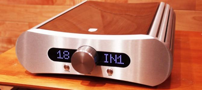 店頭展示機種、GATO AUDIO DIA-250のご紹介です。