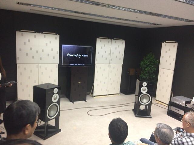 インターナショナルオーディオショウ2015レポ:YAMAHA NS-5000