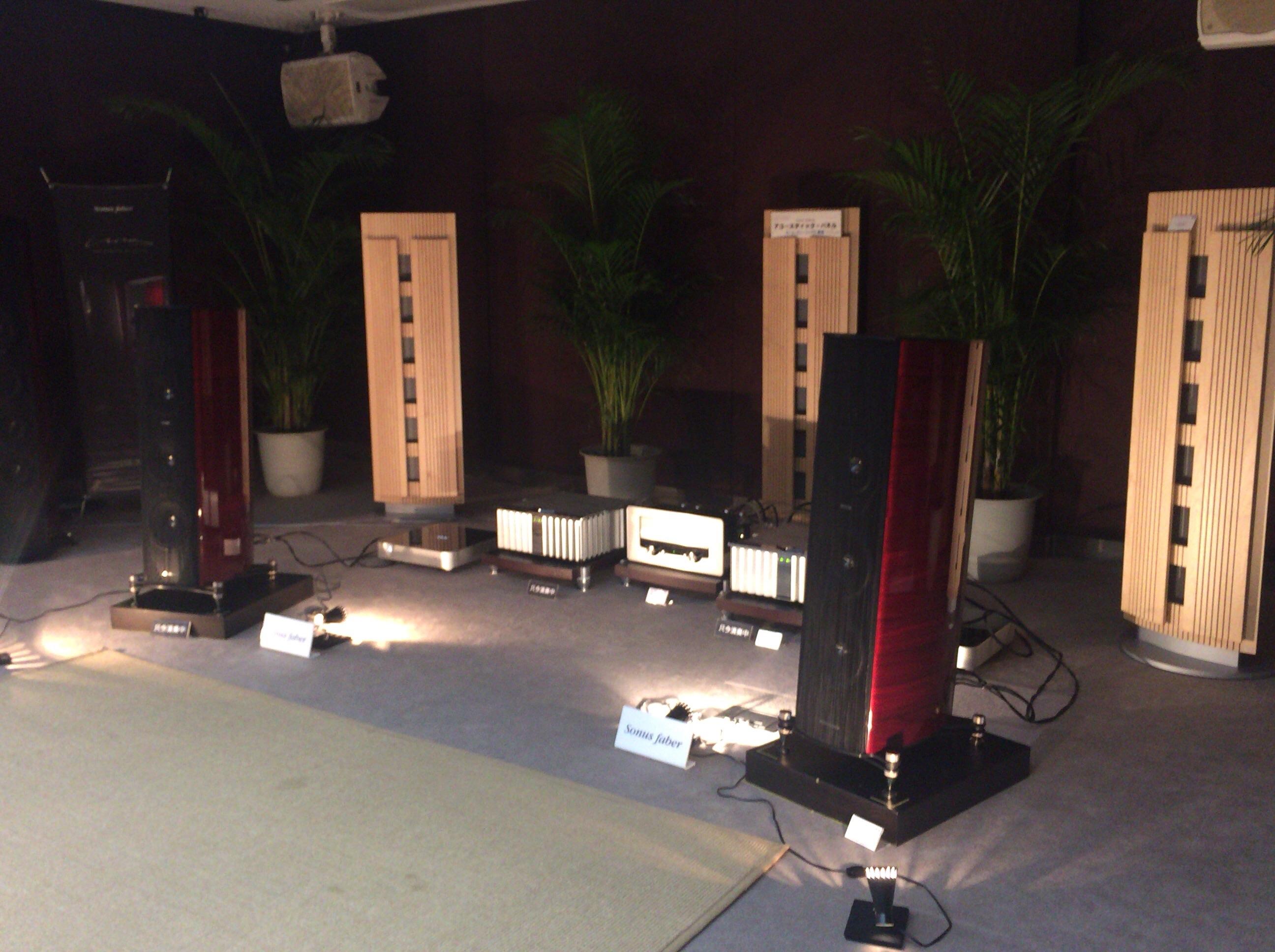 インターナショナルオーディオショウ2015レポ:アークジョイア、NOAH