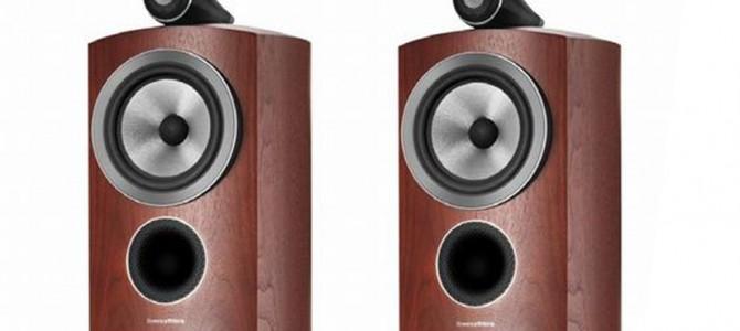 B&W 805D3(ローズナット)即納可能です。