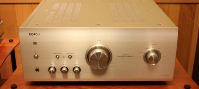 DENON「PMA-2000RE」 「DCD-1650RE」の中古・お買い得品を入荷致しました。