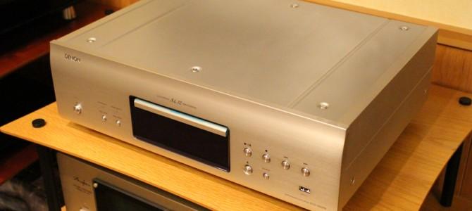 DENON DCD-1650RE & Aura Groove の中古品を入荷致しました。