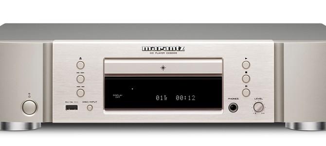 marantz CD6005 展示特価品のご紹介です。