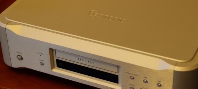 ESOTERIC K-05のメーカーデモ品を入荷致しました。