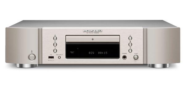 MARANTZの新製品 CD6006・PM6006の販売を開始しました。